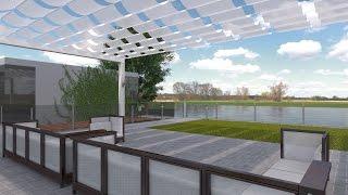 Landscape Project - 3Ds max