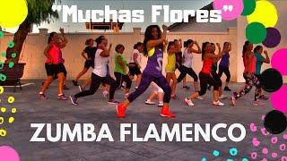 """Rosario """"Muchas Flores"""" Zumba® Flamenco #ChicasSens"""