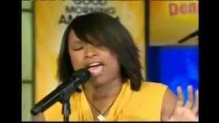 Jennifer Hudson - If This Isn't Love Live in GMA