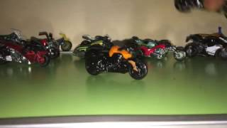Hotwheels Motorbike's collection-Monty India-Vol.48