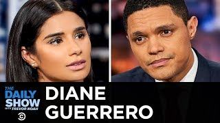 """Diane Guerrero - """"Orange Is the New Black"""" and Fighting for Immigrant Rights 