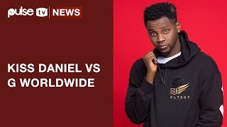 Kiss Daniel Taken To Court by G-Worldwide and It Gets Messier | Pulse TV News