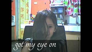 got my eye on you stupid kid!