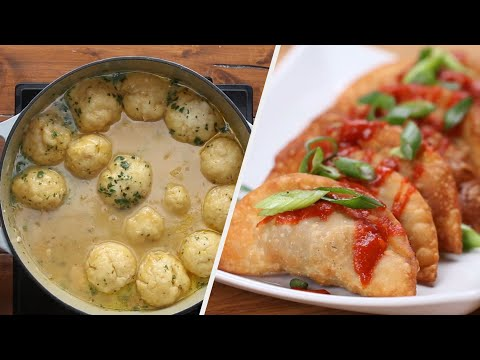 Easy Homemade Dumpling Recipes ?. Tasty Recipes