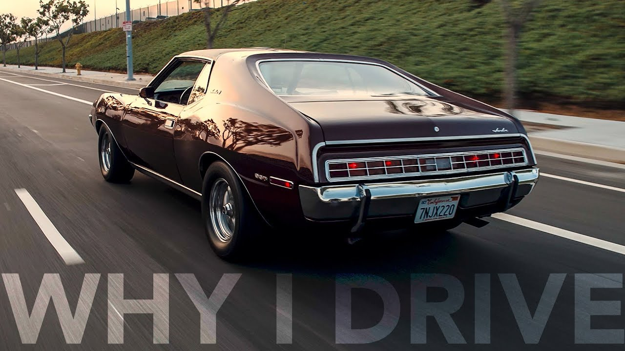 Josh's 1972 AMC Javelin has got it goin' on thumbnail