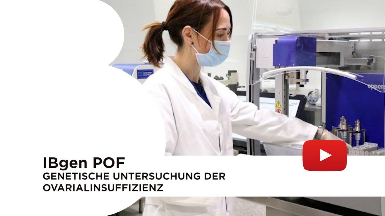 IBgen POF: Fertigenetik für die Diagnose und Behandlung der Ovarialinsuffizienz
