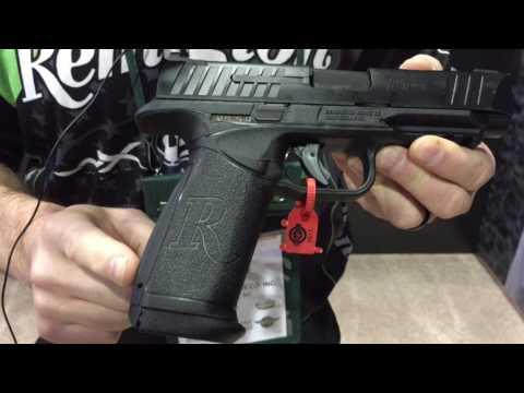 Remington RP9 at SHOT 2017