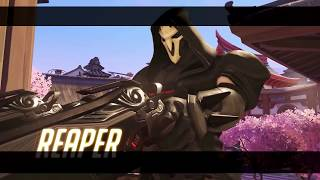 Overwatch Song | The Reaper | #Nerdout | [French lyrics]