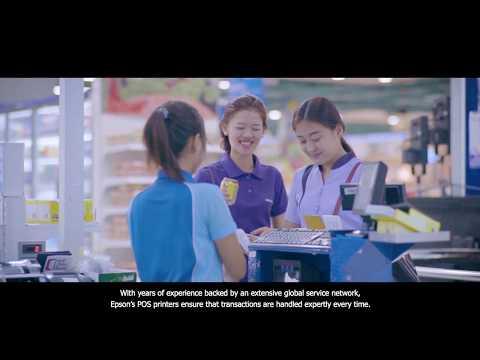 Epson POS Customer Story: City Mart Holdings (Eng Sub)