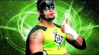 WWE The Hurricane's 1st theme