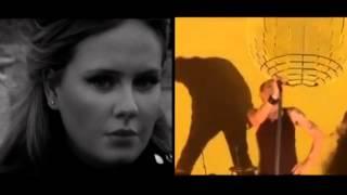Adele vs Depeche Mode - Someone like Jesus (Amoraboy MashUp)