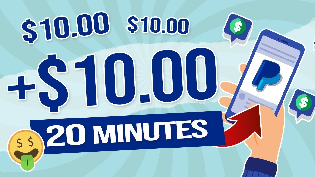 Earn  EVERY 20 MIN RIGHT NOW! (FAST And EASY PayPal Money 2020)