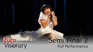 Dami Im - Sound Of Silence (Australia) Eurovision 2016 Semi final 2