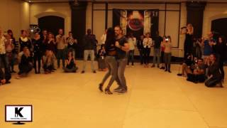 Isabelle and Felicien Kizomba Dance PKG - The Kizomba Channel