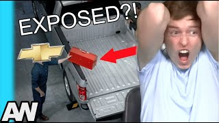 CHEVY EXPOSED! Silverado Strong Commercial Review