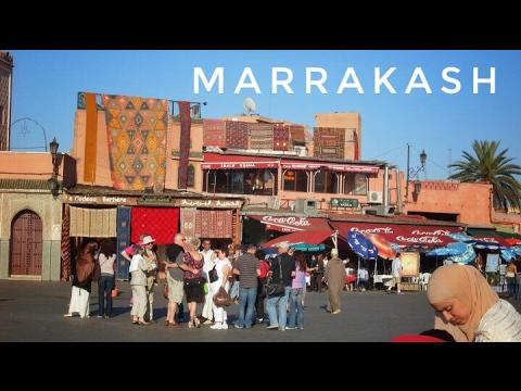 City breaks – Marrakech