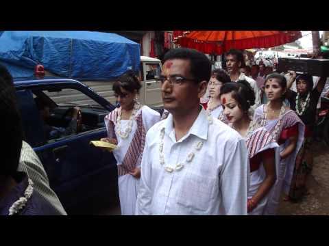 Gaijatra Festival in Tansen Nepal – Part 6