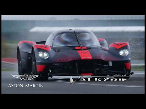 Aston Martin Valkyrie - Silverstone Prototype Testing