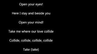 Laidback Luke & Project 46 (Feat  Collin McLoughlin) - Collide [LYRICS]