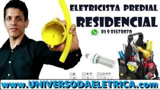 Aulas Gratuitas Semanalmente de Elétrica e Automação no Youtube