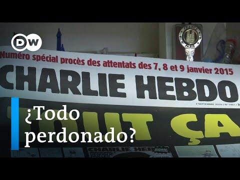 Justicia para las víctimas de Charlie Hebdo