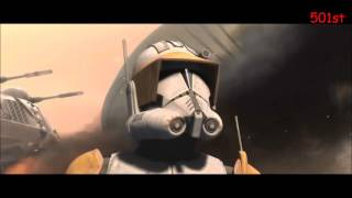 Star Wars The Clone Wars Tribute (We are one)