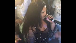 """Dovey Magnum Performs """"BAWL OUT"""" In The Bahamas (Live June 2018)"""