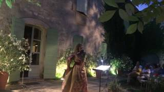 Vivaldi, Spring for solo flute (Tribute Concert for Alain Marion) Collias
