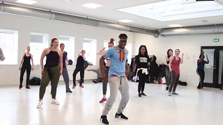 Afro House Workshop 2017 - Gaia Beat & Edifox - Directamente