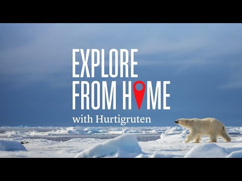 Explore from home - Svalbard
