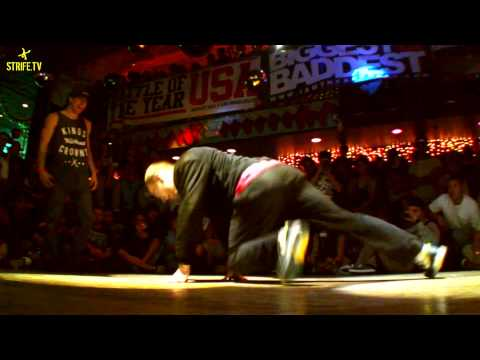 Thesis vs InTact | FOOTWORK | Outbreak 6 | strife.tv
