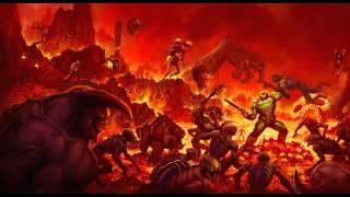 Doom (2016) Unreleased track ~ Hell Keep ~ E3M1