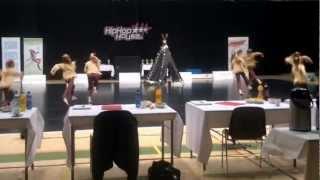 Performing Arts/Showtanssin SM-kisat 2012, 2paDance Kids, 'Intiaanien tanssi'