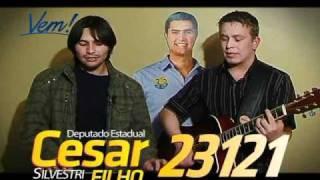 JOÃO VITOR E GABRIEL COM CESAR SILVESTRI FILHO E CEZAR SILVESTRI.wmv