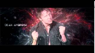 WWE Dean Ambrose Custom Theme: Crazy - A Skylit Drive
