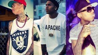 Tyga, Kid Ink, Chris Brown, Schoolboy Q (Cover Remix)