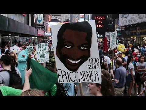 Eric Garner's daughter talks recent police killings, politics, NYPD spying