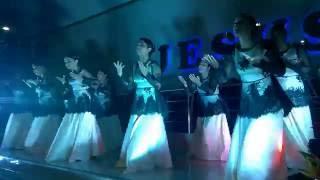 Coreografia Eu Cuido de Ti ( Canção e Louvor ) Grupo Yahweh Shammah