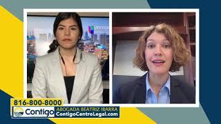 CONTIGO CENTRO LEGAL CON LA ABOGADA BEATRIZ IBARRA (30-ABRIL-2020)