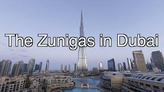 The Zuniga'sTrip To Dubai