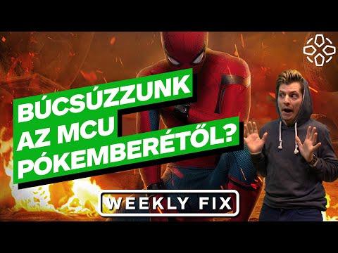 Búcsúzzunk az MCU Pókemberétől? – IGN Hungary Weekly Fix (2021/41. hét)