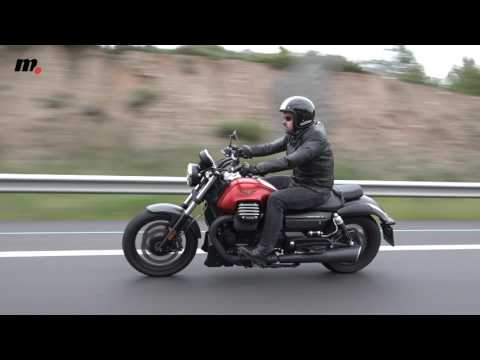 Moto Guzzi Audace | Prueba / Test / Review en español | motos.net