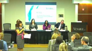 The Ultimate Panel: How to Speak Up and Shine as a Panelist or Moderator - November 11, 2016