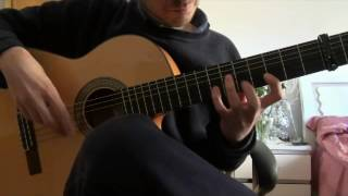 Gipsy Kings - Tampa (Cover by Alex Maisuradze)