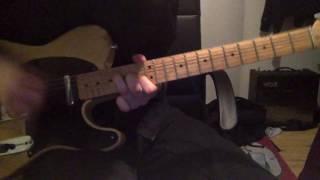 Mastodon - Divinations (Guitar Cover)