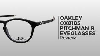 d49017c0d3 Oakley OX8105 PITCHMAN R 810501 Glasses Black
