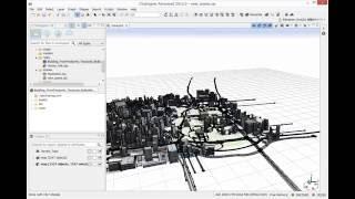 CityEngine 2016.0 新機能:Get Map Data