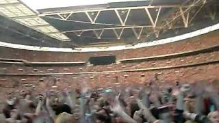 TAKE THAT - Patience Crowd singing - London, Wembley 02/07/2011