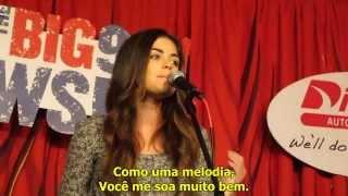 [MÚSICA LEGENDADA] Lucy Hale - You Sound Good To Me @ The Big 98 WSIX Concert