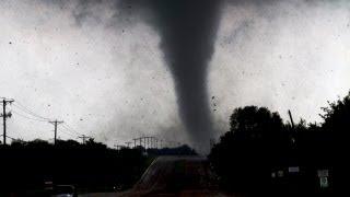 CBS Evening News with Scott Pelley - Tornadoes roll through Dallas-Fort Worth